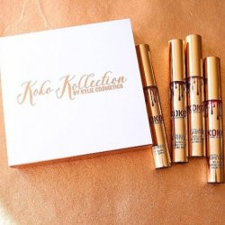 Набор помад Kylie Cosmetics Koko Kollection
